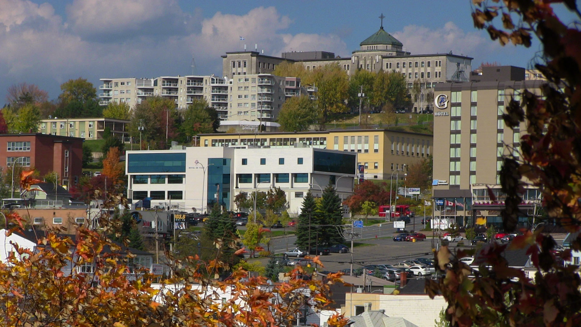 Ville de Saint Georges